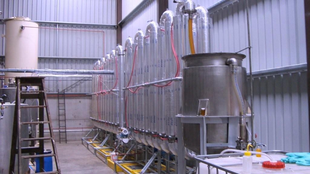 NiTech biodiesel unit
